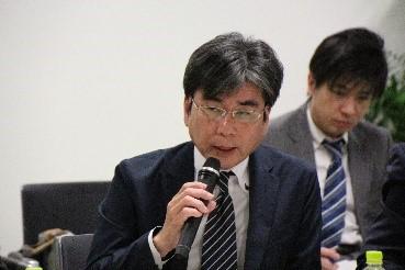 尾崎 昭夫様の写真です。