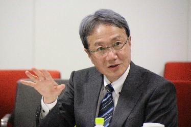 舘田 一博様の写真です。