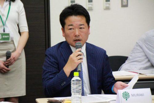 Photograph of Mr. Yuichi Muraki.