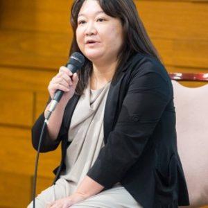 Photograph of Ms. Kyoko Ama.