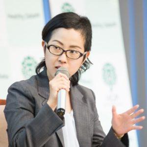 Photograph of Ms. Manami Takamatsu.